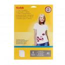 Kodak A4-Thermotransferpapier für weiße Textilien