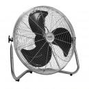 Großhandel Klimageräte & Ventilatoren: Bodenventilator, Leistung 100W, Chrom, 3 Geschwind