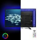 Kit di illuminazione a LED per illuminazione TV, a