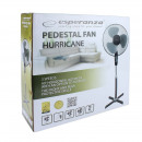 wholesale Houshold & Kitchen: Fan with stand, 50w, 3 speeds, 40 cm diameter, Hur