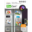 wholesale Printers & Accessories: Magnetic glossy photo paper 640 grams 10x15