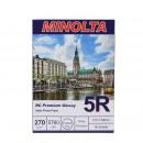 wholesale Printers & Accessories: Photo paper minolta, 13x18, 270g, rc premium ...