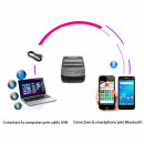 wholesale Computer & Telecommunications: Positive thermal mobile poster, bluetooth, usb, a8