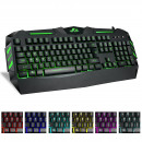 wholesale Cables & Plugs: USB cable gaming keyboard, illuminated 7 ...