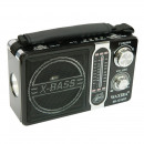wholesale MP3 & MP4 Player : Portable Radio am / fm / sw, mp3 player, usb, micr