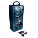 Portable Radio FM, Bluetooth-Lautsprecher, USB-SD,