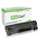 wholesale Printers & Accessories: Toner compatibil ce285a black hp 85a, procart