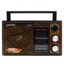 Großhandel Consumer Electronics: Tragbares Radio 3w, 11 FM / MW / SW1-9, vinta