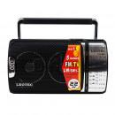 Tragbares Radio 5 Bänder, 6 W 8 Ohm, 3,5-mm-Klinke