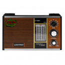 wholesale Consumer Electronics: Retro radio, 11 frequency bands, 3.5 mm jack, led,