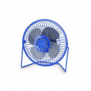 wholesale Computer & Telecommunications: Desk fan with usb cable, esperanza blue color