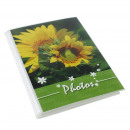wholesale Lingerie & Underwear: Sunflower photo album, slip-in pockets, white tabs
