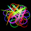 wholesale Jewelry & Watches: Set of 15 colorful glow sticks with bracelets