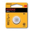 groothandel Auto's & Quads: Batterij cr2032 kodak ultra, spanning 3v