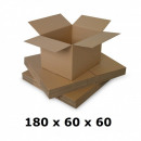 Karton 180x60x60, natur, 5 Co5 Starts, 690 g /