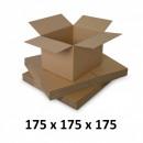 mayorista Mobiliario y accesorios oficina y comercio: Caja de cartón 175x175x175, natural, 5 abrigos ...