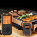 Digital wireless thermometer with cooking probe, l