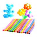 grossiste Modeles et vehicules: Set 100 ballons colorés pour modeler, latex