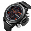 wholesale Watches: Men's sport watch, timer, date, silicone strap, me