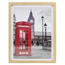 Photo frame big ben london, format 30x40 cm, wood,