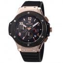 Großhandel Armbanduhren: Herren - Sportuhr, Datum Display , Chronograph, si