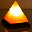 grossiste Installation electrique:Lampe à sel - pyramide
