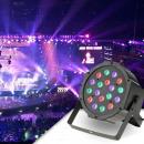 Großhandel RC-Spielzeug: LED-Projektor RGB 18W, DMX512 Disco-Controller, so