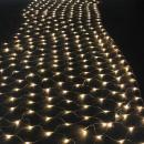 Outdoor light net, 6x4 m, 400 LEDs, white, home