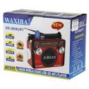 wholesale Flashlights: Vintage 3-band radio box am / fm / sw, usb / sd sl