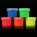 hurtownia Ogrod & Majsterkowanie: Ustaw 5 kolorów luminiscent glow odbiorcy 100