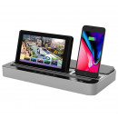 wholesale Consoles, Games & Accessories: Smartphone type-c charging station, microusb, ligh