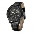 Großhandel Armbanduhren: Herrenuhr, quart, analog, Datum, phosphoreszierend