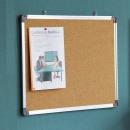 wholesale Machinery: Cork board, aluminum frame, 60x90 cm, wall ...