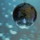 grossiste Outils a main: Globe disco avec applications miroir, diamètre 30