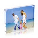 Großhandel Bilder & Rahmen: Fotorahmen 10x15 transparentes Acryl, magnetisch g