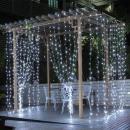 wholesale Jewelry & Watches: Decorative garland, 400 LEDs, 10 m, static light,