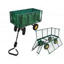 Großhandel Koffer & Trolleys: Gartenwagen, Metallgestell, maximal 544 kg, ...