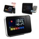 Großhandel Heizung & Sanitär: LED Uhr mit Stundenprojektor LCD 3,7 Zoll
