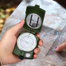 Großhandel Outdoor & Camping: Professioneller Kompass, 360-Grad-Lupe, ...