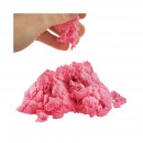Großhandel Geschenkartikel & Papeterie: Modularer rosa kinetischer Sand, 1 kg-Packung, Umg