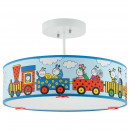 Ceiling lamp max 40w e14, bobble and buburuza, for