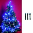 Großhandel KFZ-Zubehör:Beleuchtungsinstalla tion 100 Farb-LEDs, 230 V, ...