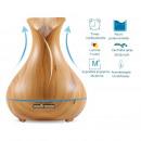 wholesale DVD & TV & Accessories: Aromatherapy speaker, led, 300 ml, timer, light oa