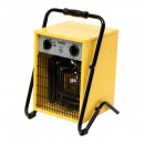wholesale Heating & Sanitary: Industrial air heater 5000w, 400v, built-in ...