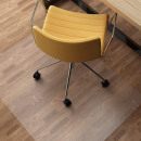 Floor protection support, for chair, 70x100cm, thi