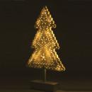 Decoratie met LED's, 39 cm, warm wit licht, vl