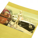 wholesale Computer & Telecommunications: Gold photo paper a4 with silk texture 160g