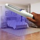 Keimtötende UV-C-Händedesinfektionslampe für Steri