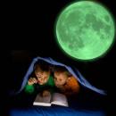 wholesale Child and Baby Equipment: Phosphorescent pattern sticker moonlight size 20 c