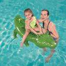 wholesale Garden playground equipment: Water mattress crocodile shape, durable vinyl, han